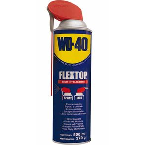 Oleo-Lubrificante--FLEXTOP-Multiuso-Spray-ou-Jato-500ml---WD-40---Flex-Top-500---WD-40