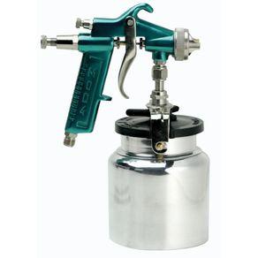Pistola-para-Pintura-Succao-Modelo-04-com-Caneca-de-Plastico---10106000---Arprex