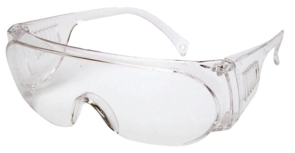 Óculos de Segurança Policarbonato com Lentes Incolores Panda ... c130ad0f47