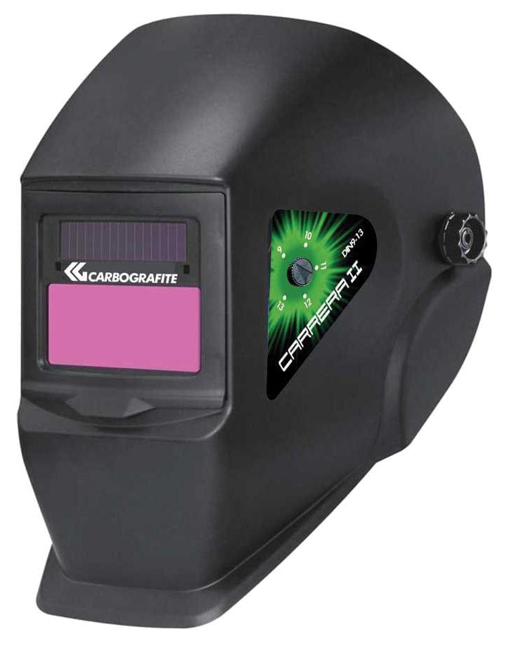 Máscara Solda Automática Ton. 9 a 13 - Carbografite - Ferramentas Gerais 6cbddd81ed