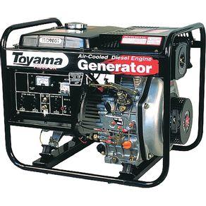 Gerador-Gasolina-40KVA-TD4000CXE-Partida-Eletrica-Bivolt---Toyama---TD4000CXE---Toyama
