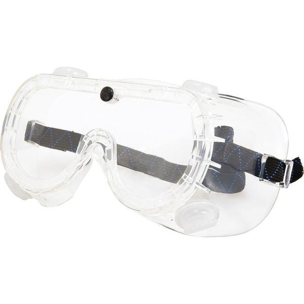 Óculos de Segurança Policarbonato Ampla Visão com Válvula - VONDER ... 342fef9519