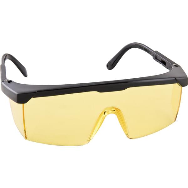 Óculos de Segurança Policarbonato Foxter com Lente Amarela - VONDER ... bfed72da95