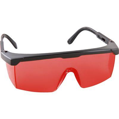 Óculos de Segurança Policarbonato Foxter com Lente Vermelha - VONDER 065f873917