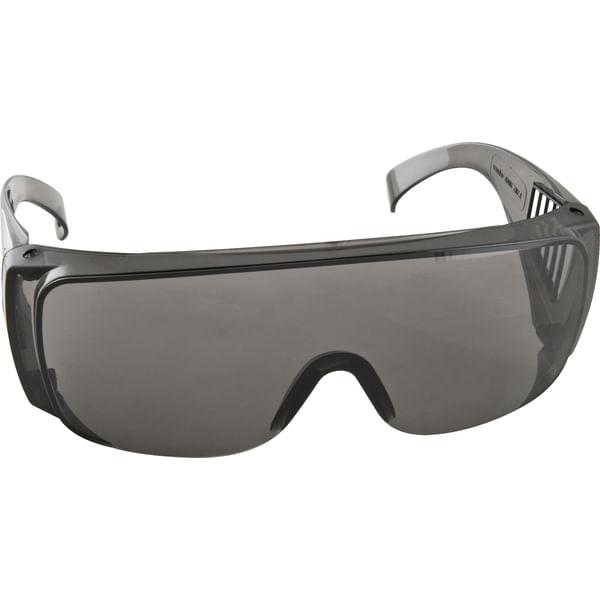 Óculos de Segurança Bulldog Lente e Haste Única Cinza - VONDER ... 73bf65700f