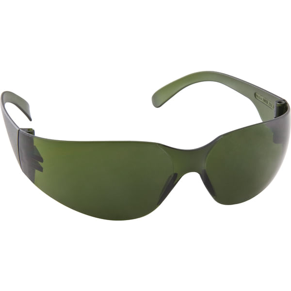 Óculos de Segurança Bulldog Lente e Haste Única Cinza - VONDER ... bc302389f7
