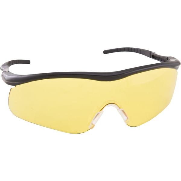 Óculos de Segurança Policarbonato Rottweiler Lente Amarelo - VONDER 14c4bc7f3c