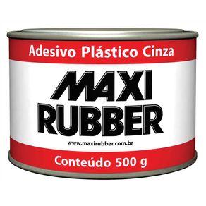 Massa-Cola-Plastica-Cinza-com-Catilzador-500g-1MG036---1MG036---Maxirubber